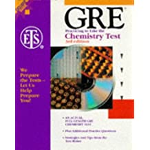 Gre: Practicing to Take the Chemistry Test (3rd ed)