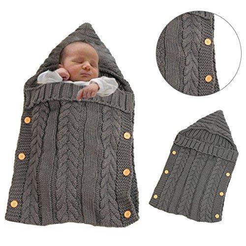 k Baby Unisex Vierjahreszeiten Kinderschlafsack Babyschlafsack Baumwolle Wattierter Dickes Fleece Weich Warm Rosa stern für Babys Kleinkinder Neugeborene 0-12 Monate 70 cm (Halloween-spiele Für Draußen)
