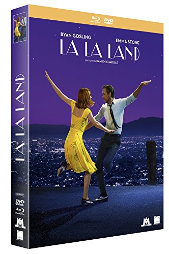La La Land [Combo Blu-ray + DVD + CD bande originale]