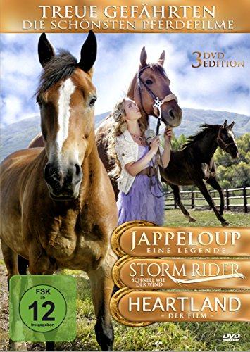 Treue Gefährten - Die schönsten Pferdefilme [3 DVDs]