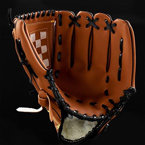 OFFLOAT Baseball Handschuhe, Baseball Trainingshandschuhe (Infielder Handschuhe, 11.5'') (Pitcher-baseball-handschuh Infielders)