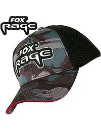 Fox Rage Camo Trucker Cap – anglercap para Pesca, angelcap para Pesca, patineta,