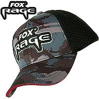 Fox Rage Predator Camo and Shield Fishing Caps