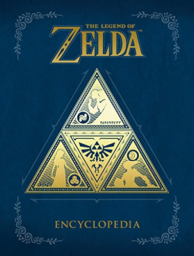 This 336-page book is an exhaustive guide to The Legend of Zelda from the original The Legend of Zelda to Twilight Princess HD. A comprehensive collection of enemies and items, potions to poes, an expansion of the lore touched upon in Hyrule Historia...