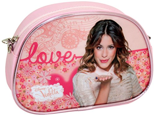 Disney Trousse Ovale Violetta Love