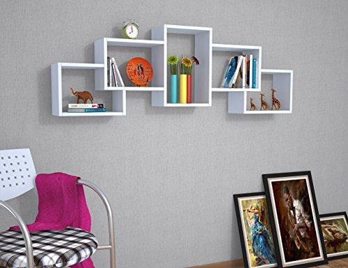 Berril mensola da parete mensola libreria scaffale pensile parete non importa per - Mensole da parete design ...