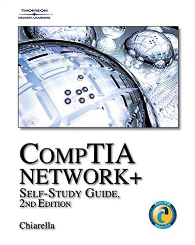 CompTIA Network+ Self-Study Guide por Anthony Chiarella
