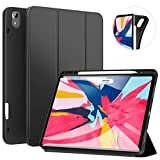 Ztotop Case for iPad Pro 12.9 Inch 2018, Full Body Protective Rugged Shockproof