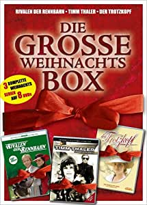 weihnachts serien box timm thaler der trotzkopf. Black Bedroom Furniture Sets. Home Design Ideas