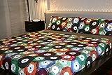 Juego de sábanas estampado (VINIL, para cama de 135x190/200)