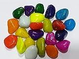 Prisha Gem Stones for Aquarium (1 kg)