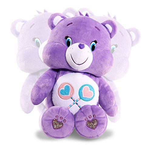 Image of Care Bears Share Sing-a-Long Plush Toy