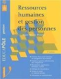 Ressources humaines et gestion des personnes : 4ème édition