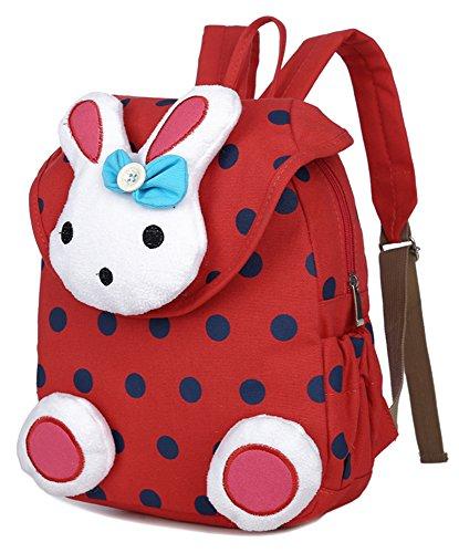 Imagen de  infantil guarderia saco para bebes conejo animales preescolar bambino pichincha rojo niña alternativa
