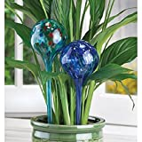 BonZeal Aqua Globes Plant Watering Bulbs...