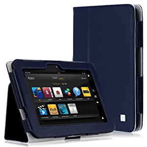 CaseCrown Bold Standby Case (Blue) for 2012 Amazon Kindle Fire HD 8.9 Inch with Auto Sleep Function (DOES NOT FIT HDX MODEL)