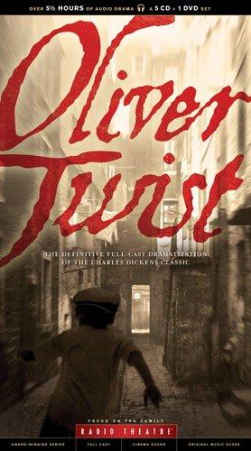 Oliver Twist [With DVD] (Radio Theatre)