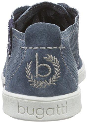 Sapatilhas Bugatti jeans 455 Dobradiças K1005pr3 Azuis SSqranEw