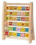 Hape HAP-E1002 Alphabet Abacus