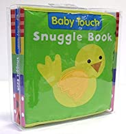 Baby Touch: Snuggle Cloth Book