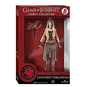 Funko 3907 – Figura de acción Daenerys Targaryen, Juego De Tronos – Figura Juego de Tronos Daenerys (15cm)