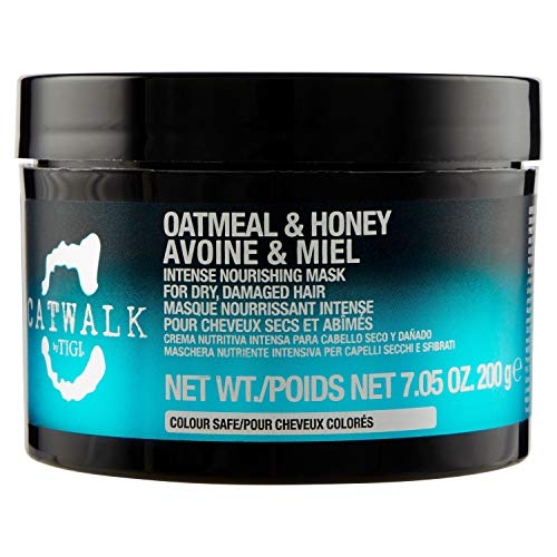 TIGI Catwalk Maschera Capelli Oatmeal & Honey 200 ml