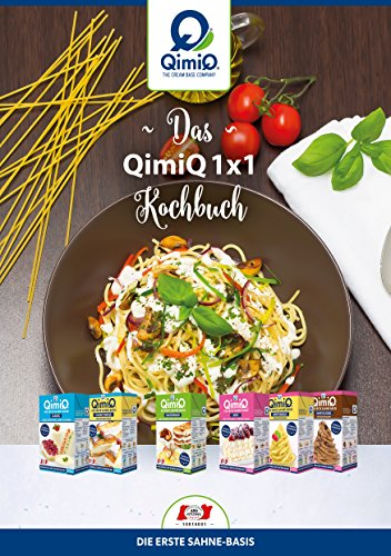 QimiQ Kochbuch Nr. 8 Glas-sauce-gerichte