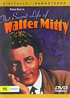 The Secret Life of Walter Mitty - DVD