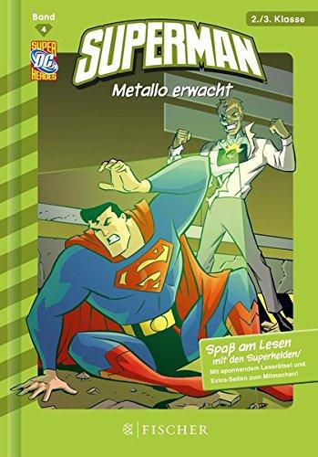 Superman: Metallo erwacht: Fischer. Nur für Jungs