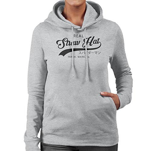 The Real Straw Hat Superdry One Piece Logo Women's Hooded Sweatshirt