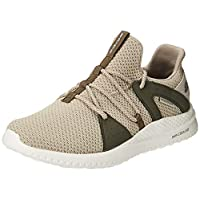 SKECHERS Matera, Men's Road Running Shoes, Brown (Taupe), 8 UK (42 EU)