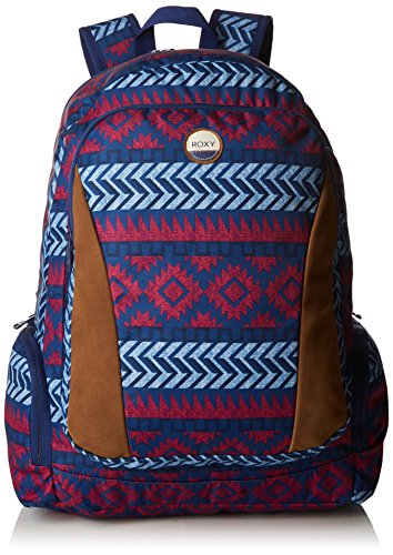 Roxy Alright Soul Zaino Casual, 46 cm, Outlands Palace Blue