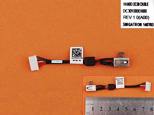 Nicht Zutreffend DC Jack Netzteilbuchse Strombuchse kompatibel mit VAUB0 DC IN Cable REV:1.0(A00)