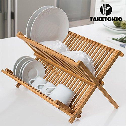 BBTradesales - Escurreplatos (bambú)