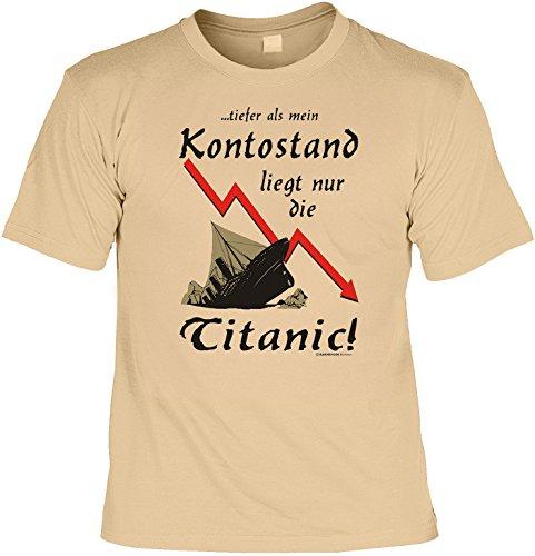 Titanic Party Kostüm - Unbekannt Witziges Sprüche Fun T-Shirt :