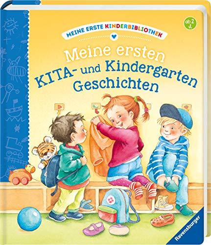 Meine ersten KITA- und Kindergarten-Geschichten (Meine erste