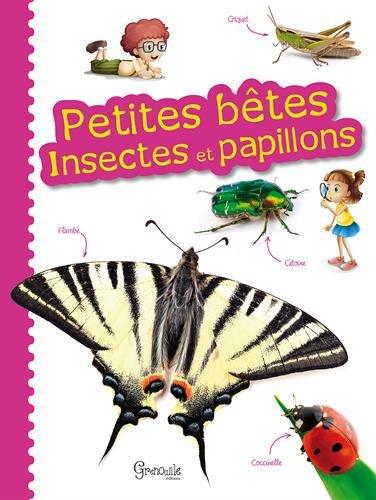 PETITES BETES INSECTES ET PAPILLONS