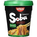 Nissin Soba Cup Teriyaki 8er Pack (8 x 90 g Becher)