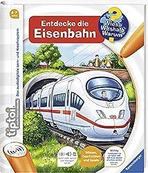 tiptoi Entdecke die Eisenbahn (tiptoi Wieso? Weshalb? Warum?, Band 17)