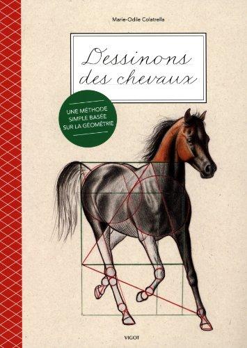 Dessinons des chevaux