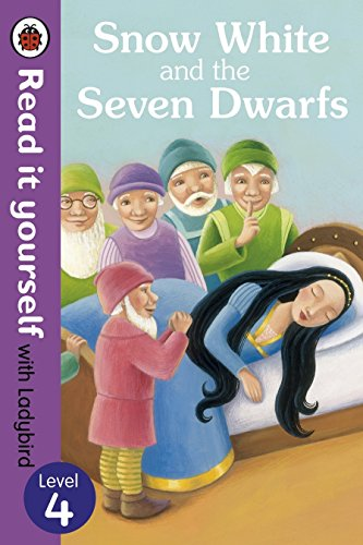 Snow White and the Seven Dwarfs - Read it yourself with Ladybird: Level 4 (Snow-bereich)