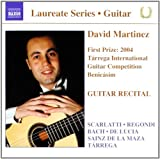 David Martinez - Guitar Recital (2006-08-01)