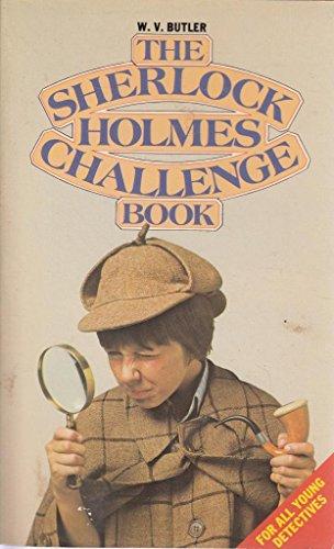 The Sherlock Holmes challenge book