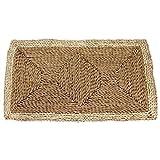 ORIENTAL FURNITURE Oriental Möbel Rush Gras und Mais Teppich