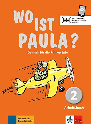 Wo ist paula? 2, libro de ejercicios (ALL NIVEAU SCOLAIRE TVA 5,5%)