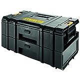 Dewalt DWST1-70728 Tough System DW Box DS250, Noir