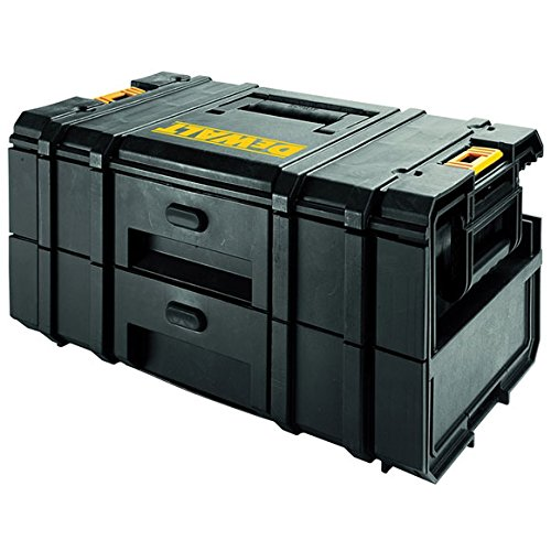 Dewalt-DWST1-70728-2-Drawer-Unit-YellowBlack