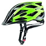 UVEX Erwachsene I-VO CC Radhelm, Green-Black Mat, 56-60 cm