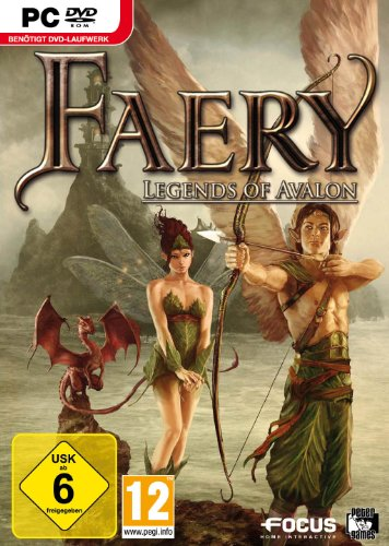 Faery - Legends of Avalon - [PC]