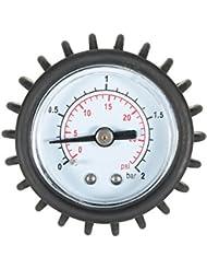 Docooler Manomètre de Pression d'Air Bateau Pneumatique pour Bateaux Kayak Air Pressure Gauge Bodyboard Baromètre Manomètre